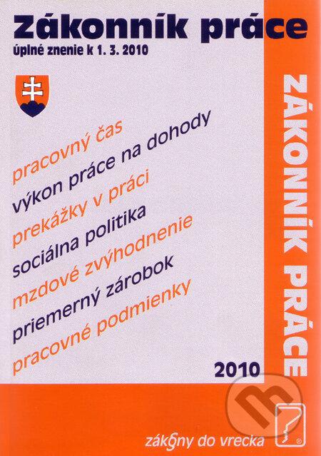 Fatimma.cz Zákonník práce Image