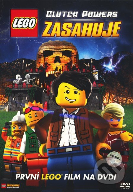 LEGO: Clutch Powers zasahuje - Howard E. Baker