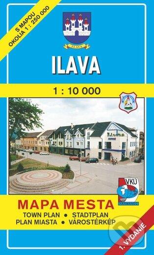 Fatimma.cz Ilava 1:10 000 Image