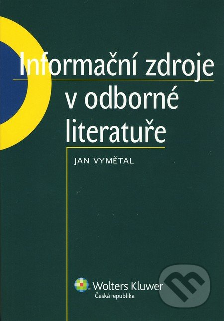 Fatimma.cz Informační zdroje v odborné literatuře Image
