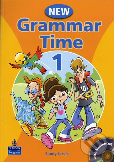 Grammar Time 1 - Sandy Jervis, Maria Carling