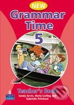 Grammar Time 5 - Sandy Jervis, Maria Carling