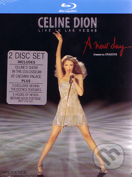 Celine Dion - Live In Las Vegas: A New Day... - Jean Lamoureux