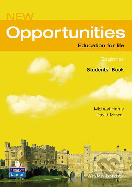 New Opportunities - Beginner - Michael Harris, David Mower