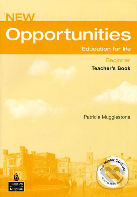 New Opportunities - Beginner - Patricia Mugglestone