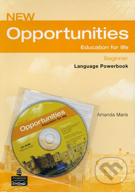 New Opportunities - Beginner - Amanda Maris, Patricia Reilly