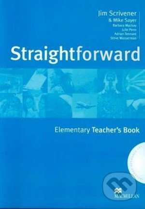 Straightforward - Elementary - Teacher's Book - Jim Scrivener