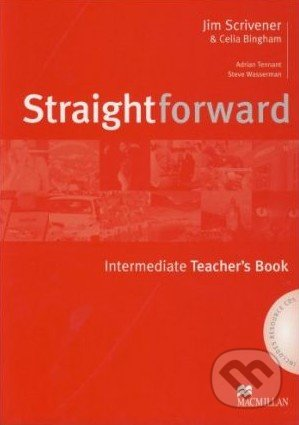 Straightforward - Intermediate - Teacher's Book - Jim Scrivener, Celia Bingham