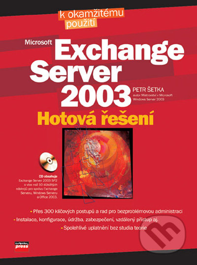 Microsoft Exchange Server 2003 - Petr Šetka