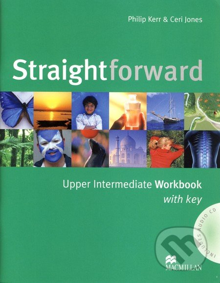 Straightforward - Upper Intermediate - Workbook with Key - Philip Kerr, Ceri Jones