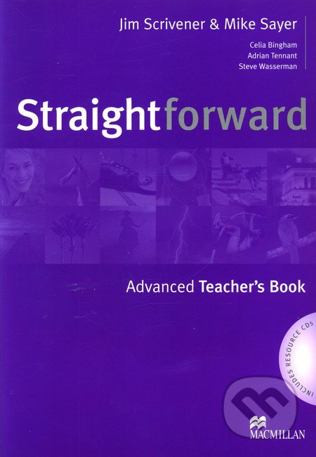 Straightforward - Advanced - Teacher's Book - Jim Scrivener, Mike Sayer