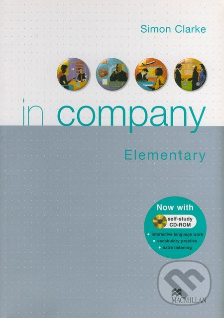 In Company - Elementary - Student's Book - Simon Clarke