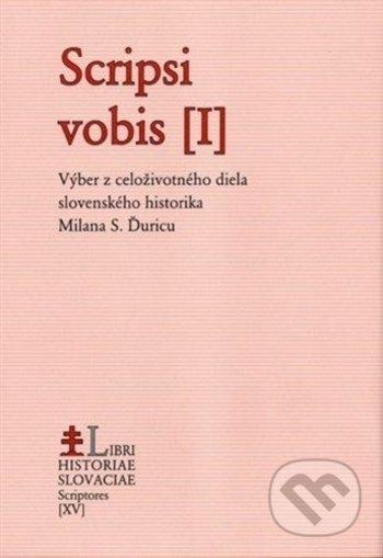 Scripsi vobis I až V - komplet - Jozef M. Rydlo