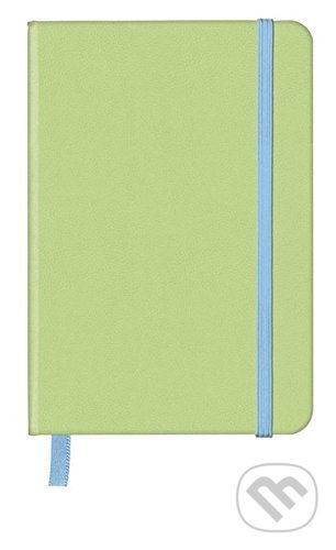 CoolNotes (Small)Light Green/Blue Stripes - Te Neues