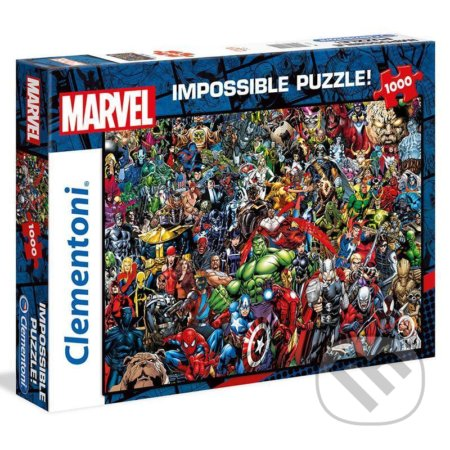 Impossible Marvel - Clementoni
