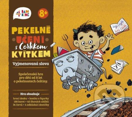 Pekelné učení s Čertíkem Kvítkem - 4 bambini
