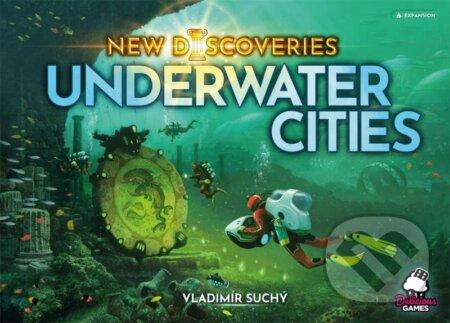 Podmořská města: Rozšíření - Mindok