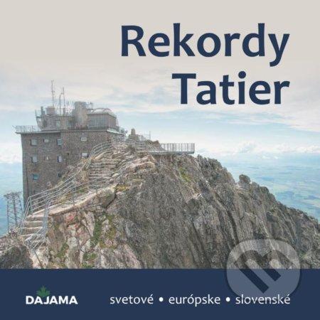 Rekordy Tatier - Kliment Ondrejka