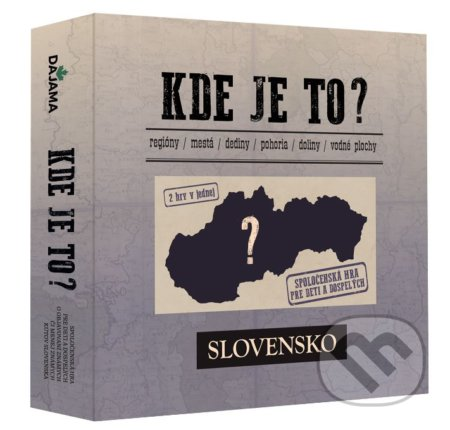 Kde je to? - Juraj Kucharík