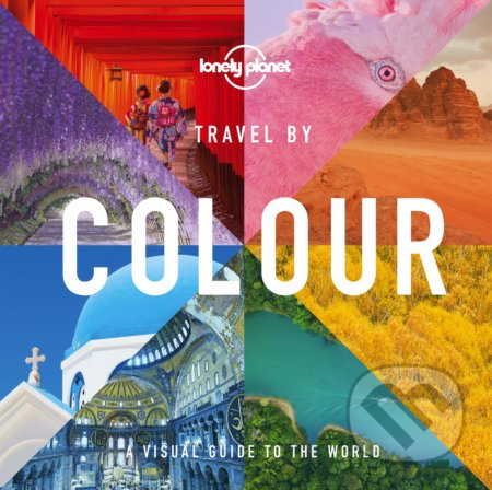 Travel by Colour - Lonely Planet
