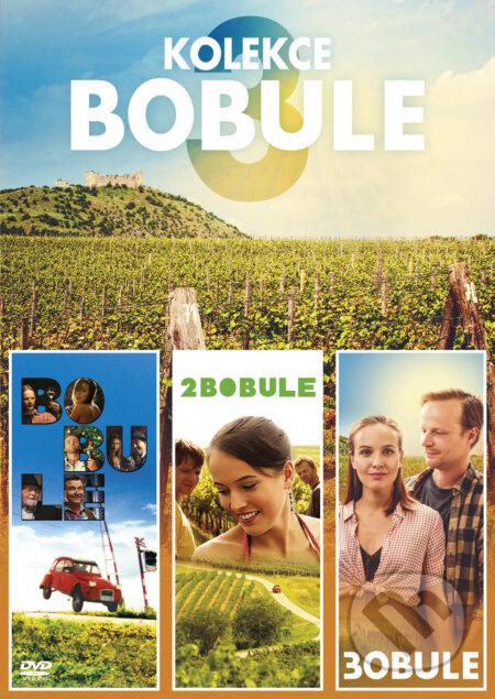 Bobule kolekce 1.-3. DVD