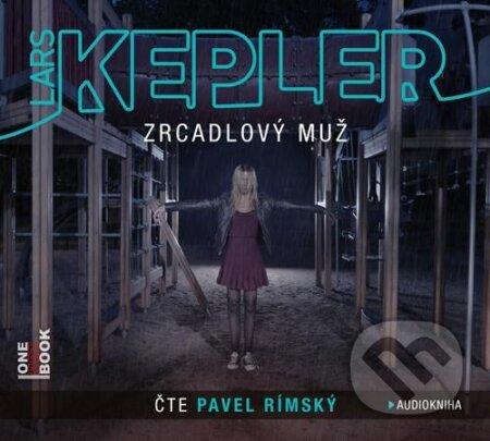 Zrcadlový muž - Lars Kepler