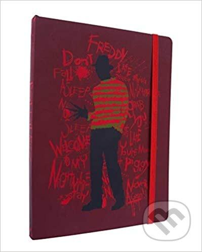 Nightmare on Elm Street - Scott Campbell
