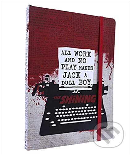 The Shining Softcover Notebook - Insight