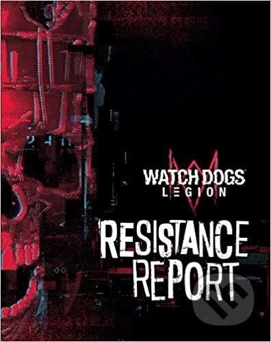 Watch Dogs Legion - Rick Barba