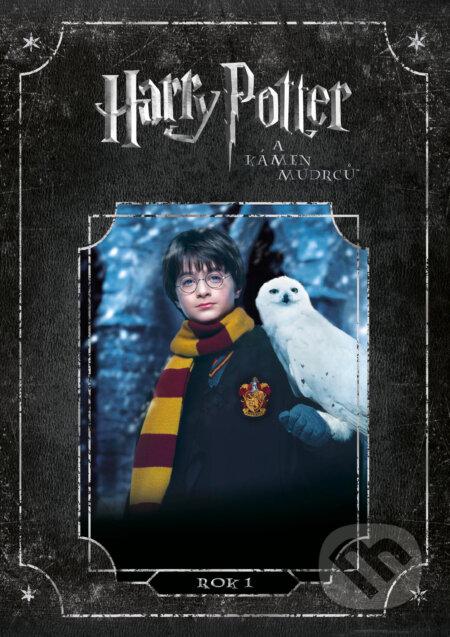 Harry Potter a Kámen mudrců DVD