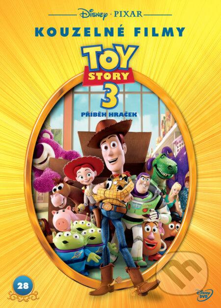 Toy story 3.: Příběh hraček DVD