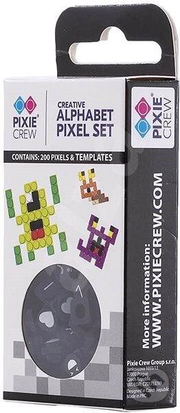 Pixle 200ks Abeceda - Pixie Crew