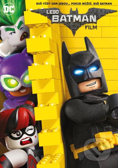 Lego Batman Film DVD