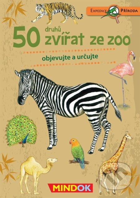 Expedice příroda: 50 druhů zvířat ze ZOO - Mindok