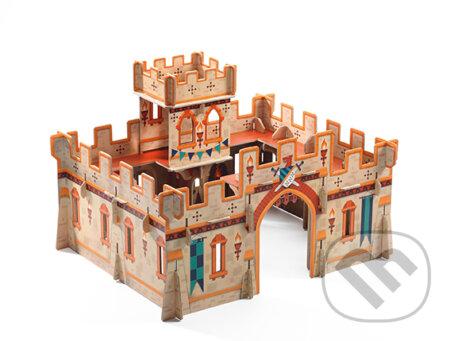 Pop to play – Stredoveký hrad - Djeco