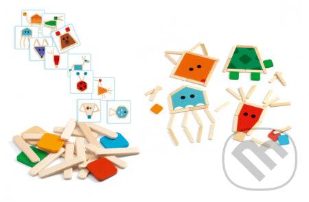 StickBasic - prvá edukatívna hračka - Djeco