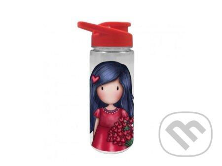 Gorjuss plastová fľaša na vodu Love grows - Santoro