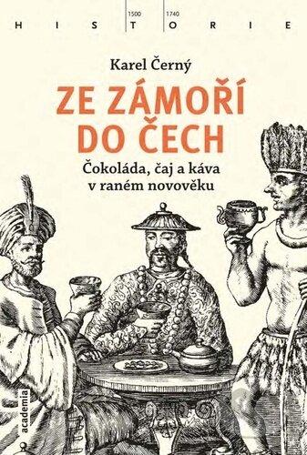 Ze zámoří do Čech - Karel Černý