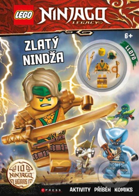 LEGO NINJAGO: Zlatý nindža - CPRESS