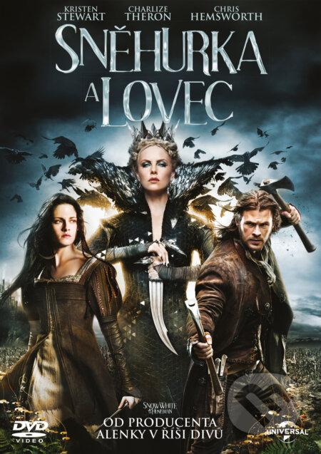 Sněhurka a lovec DVD