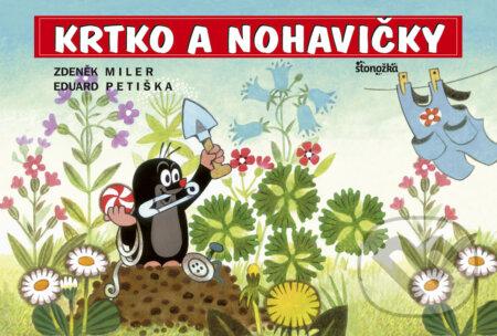 Krtko a nohavičky - Zdeněk Miler, Eduard Petiška