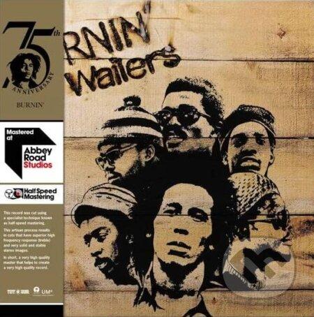 Bob Marley: Burnin LP - Bob Marley