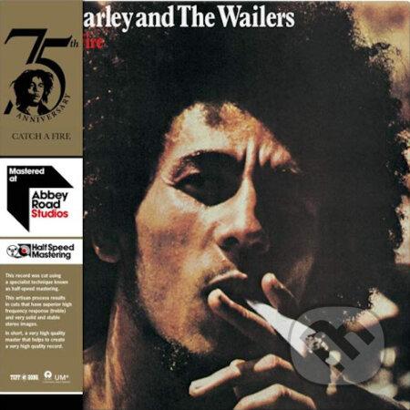 Bob Marley: Catch A Fire LP - Bob Marley