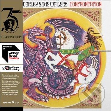 Bob Marley: Confrontation LP - Bob Marley