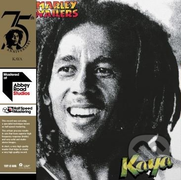 Bob Marley: Kaya LP - Bob Marley