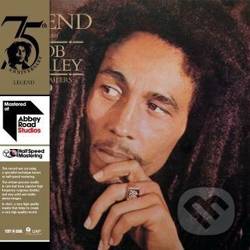 Bob Marley: Legend LP - Bob Marley