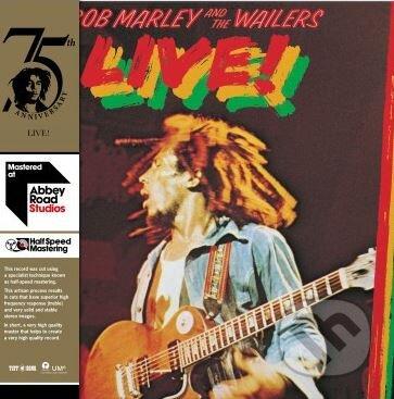 Bob Marley: Live! LP - Bob Marley
