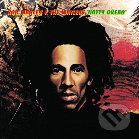 Bob Marley: Natty Dread LP - Bob Marley