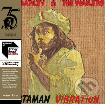 Bob Marley: Rastaman Vibration LP - Bob Marley