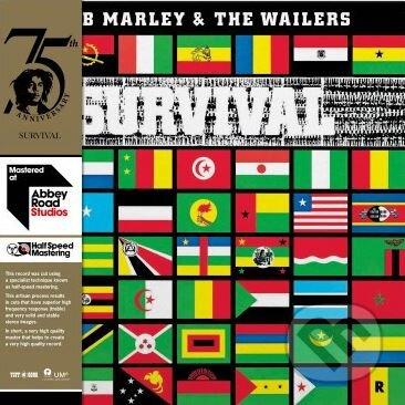 Bob Marley: Survival LP - Bob Marley